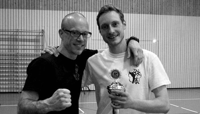 Lars Ender & Patrick Wache Delta Cup 2014