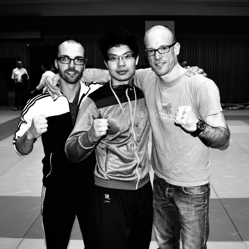 Joaquim Teixeira / Phuc Tran Minh / Lars Ender - Delta Cup 2015
